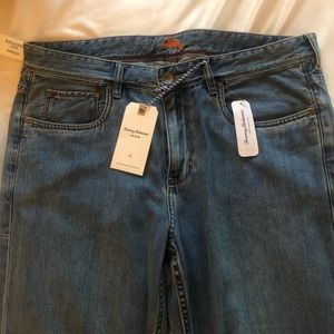 Tommy Bahama Denim Men's Jeans - 36X30 - Relaxed